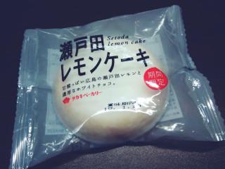 瀬戸田レモンケーキ