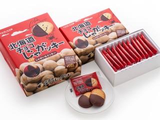 北海道チョコじゃがッキー