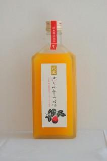 八丈ぱっしょんふるーつ梅酒