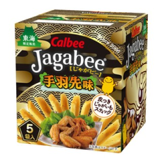 Jagabee(じゃがビー)  手羽先味