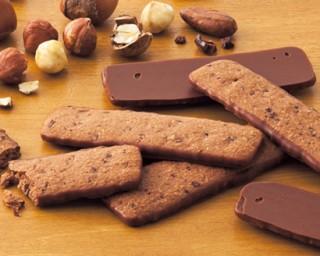 バトンクッキー ヘーゼルカカオ
