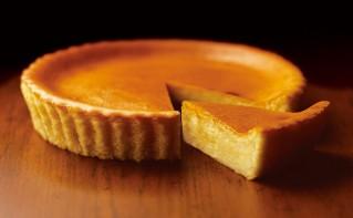 カステラ屋さんのチーズケーキ