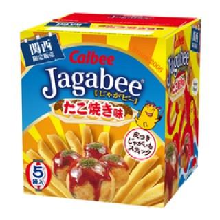Jagabee(じゃがビー)たこ焼き味