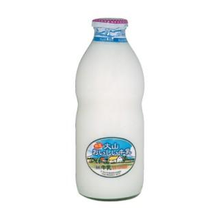 特選大山おいしい牛乳