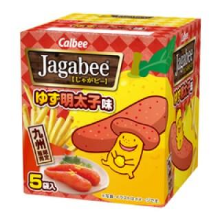 Jagabee(じゃがビー)ゆず明太子味