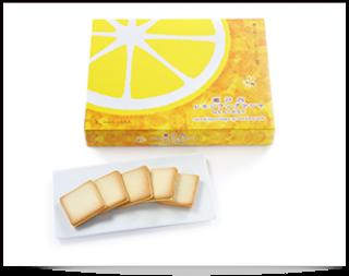 レモンラングドシャ