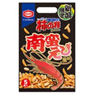 亀田の柿の種 南蛮えび風味
