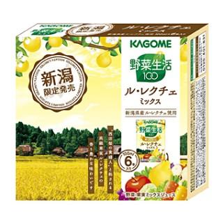 野菜生活100 新潟限定ル・レクチェミックス