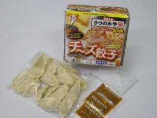 青源のチーズ餃子