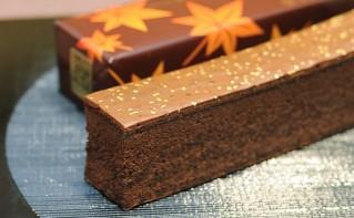 特撰チョコレートカステラ