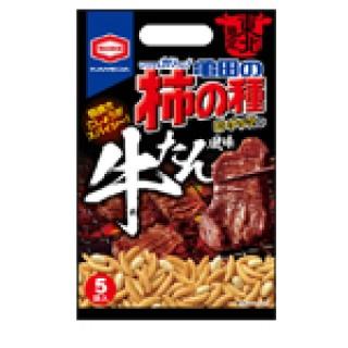 亀田の柿の種 牛たん風味