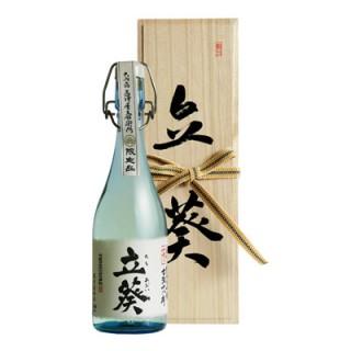 純米大吟醸 古酒 立葵