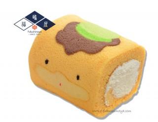 ぐんまちゃん生ロールケーキ