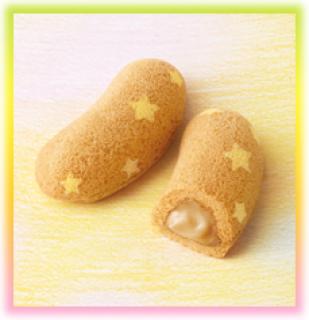 東京ばな奈きら星 アーモンドミルク味