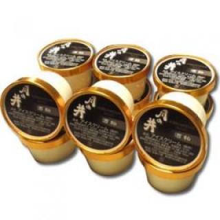 月の井 和の月酒粕アイス