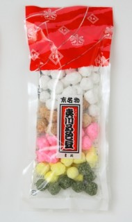 夷川五色豆