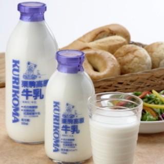 栗駒高原牛乳