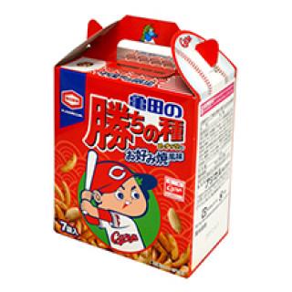 広島東洋カープ 亀田の勝ちの種 お好み焼風味
