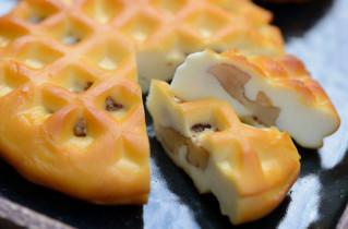 クルミ入り手づくりスモークチーズ