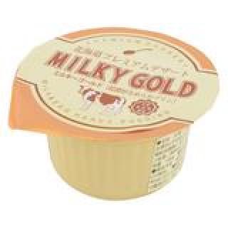 パンに塗ってもおいしいプリン ミルキーゴールド